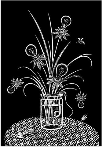 Пейзажи цветы гоголь портрет